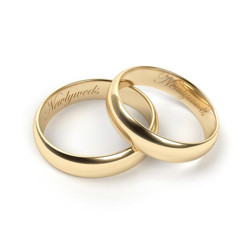 Argollas de matrimonios